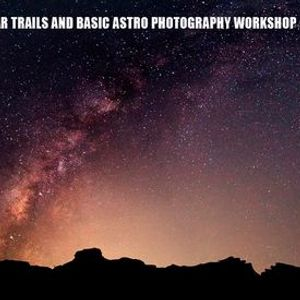Star Trails Photography and Light Painting Workshop - Satara