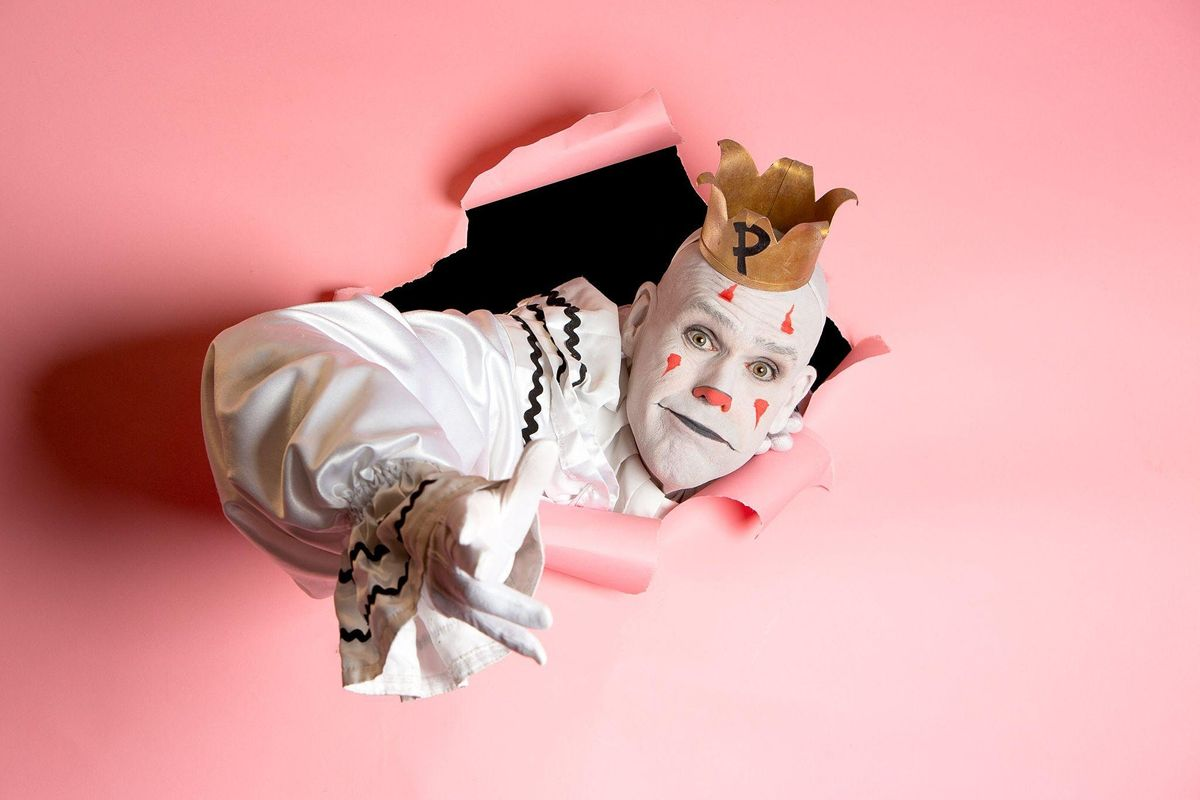 Puddles Pity Party, 17 December   Event in Providence   AllEvents.in