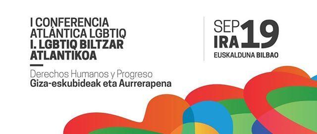Conferencia atlntica LGBTI Batzar Atlantikoa. Ir 19 sep Bilbao