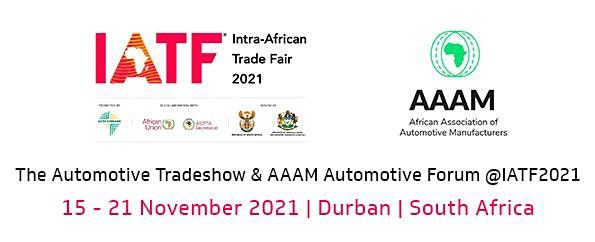 The Automotive Tradeshow and AAAM Automotive Forum @IATF2021, 15 November   Event in Durban   AllEvents.in