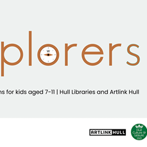 Young Explorers- Gipsville Library
