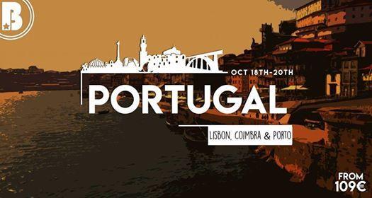 Portugal Lisbon Coimbra & Porto