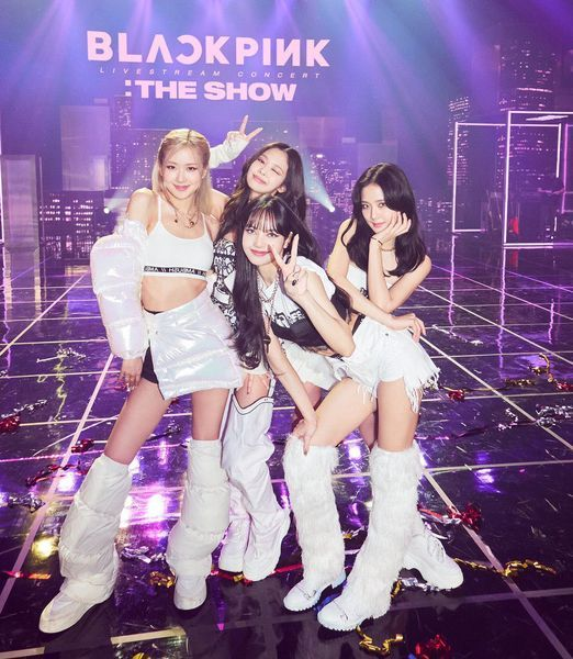 """Blackpink """"The Show"""", 18 August 