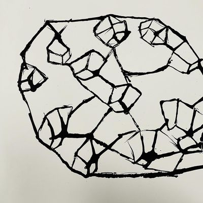 Fall 2021  Improvisational Drawing (ONLINE)