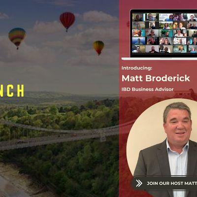 Big Bristol Brunch - Online Networking Event - The Greater Bristol Area