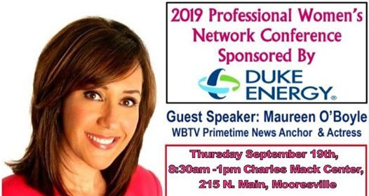 Professional Womens Networking Conference at Charles Mack