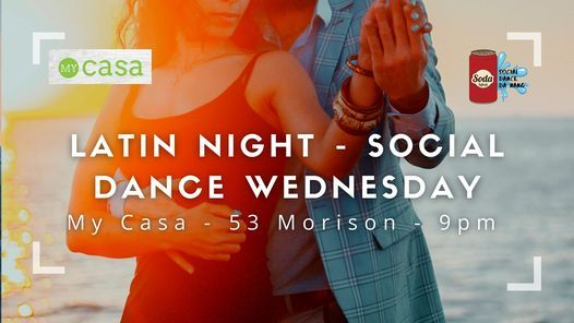 LATIN NIGHT - Wednesday Social Dance | Event in Danang | AllEvents.in