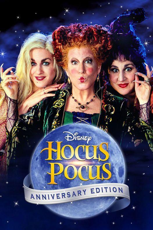 Drive In Films presents Hocus Pocus   Event in Banbury   AllEvents.in
