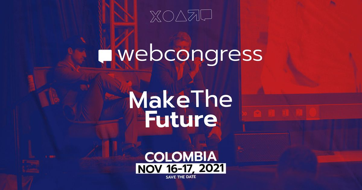 WebCongress Colombia 2021, 16 November | Event in Bogotá | AllEvents.in