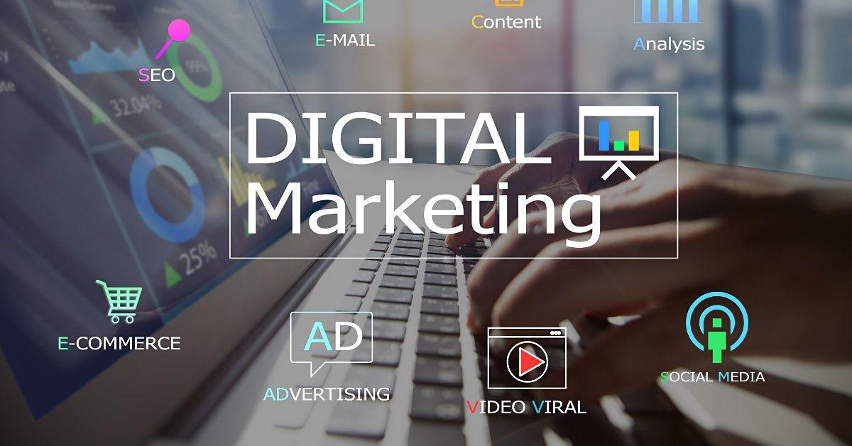 Weekends Digital Marketing Training Course for Beginners Riverside, 7 November | Event in Riverside | AllEvents.in
