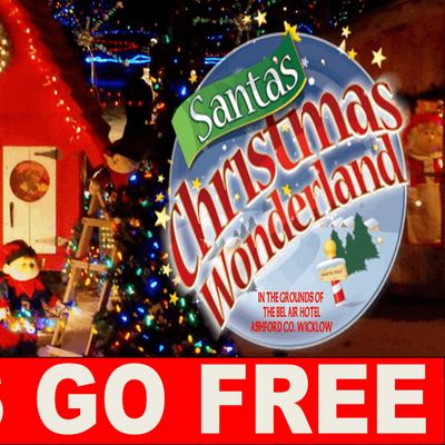 Santas Christmas Wonderland 29th Nov - 1st Dec