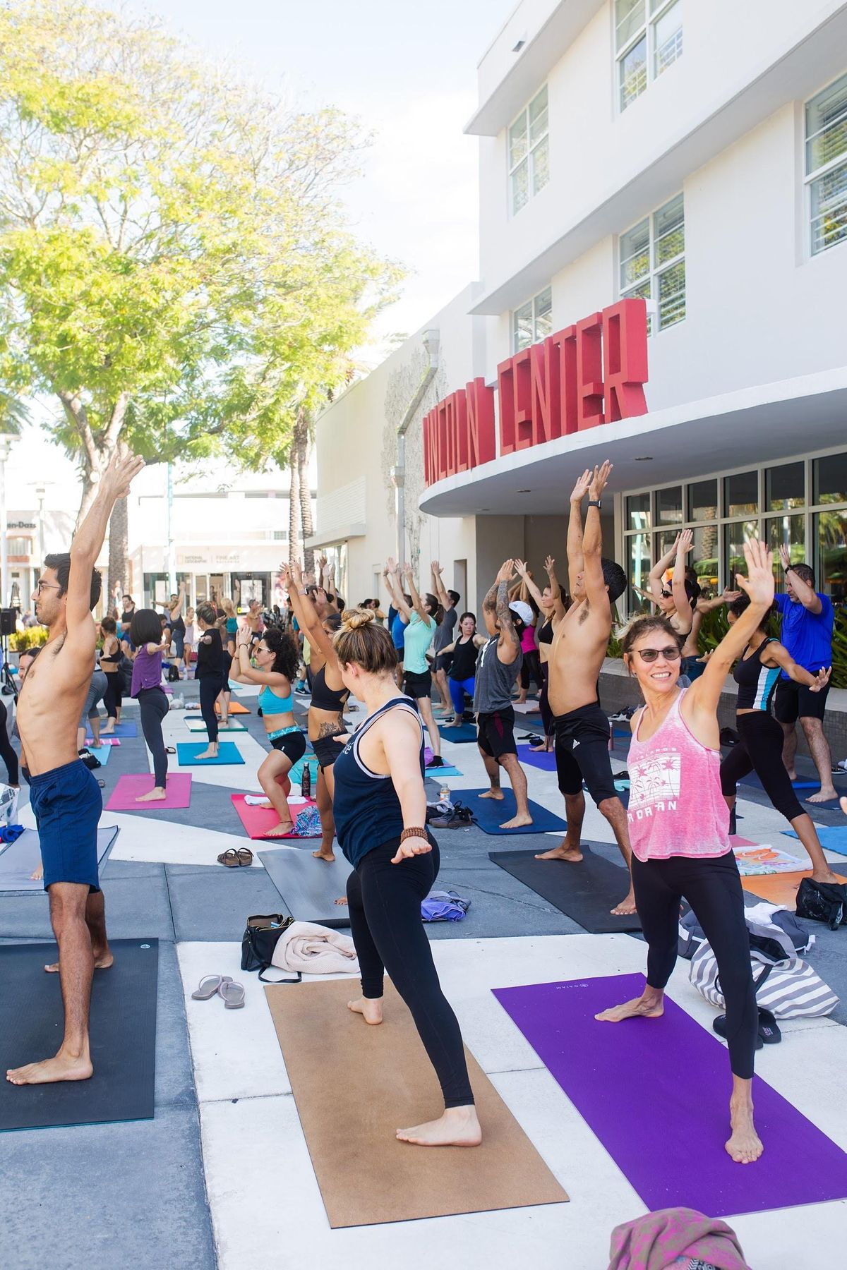 Warrior Flow Yoga on Lincoln Road