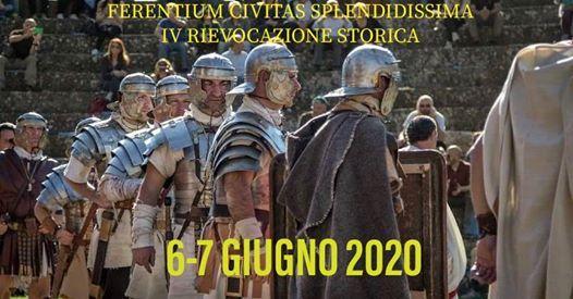 Ferentium Civitas Splendidissima - IV Rievocazione Storica