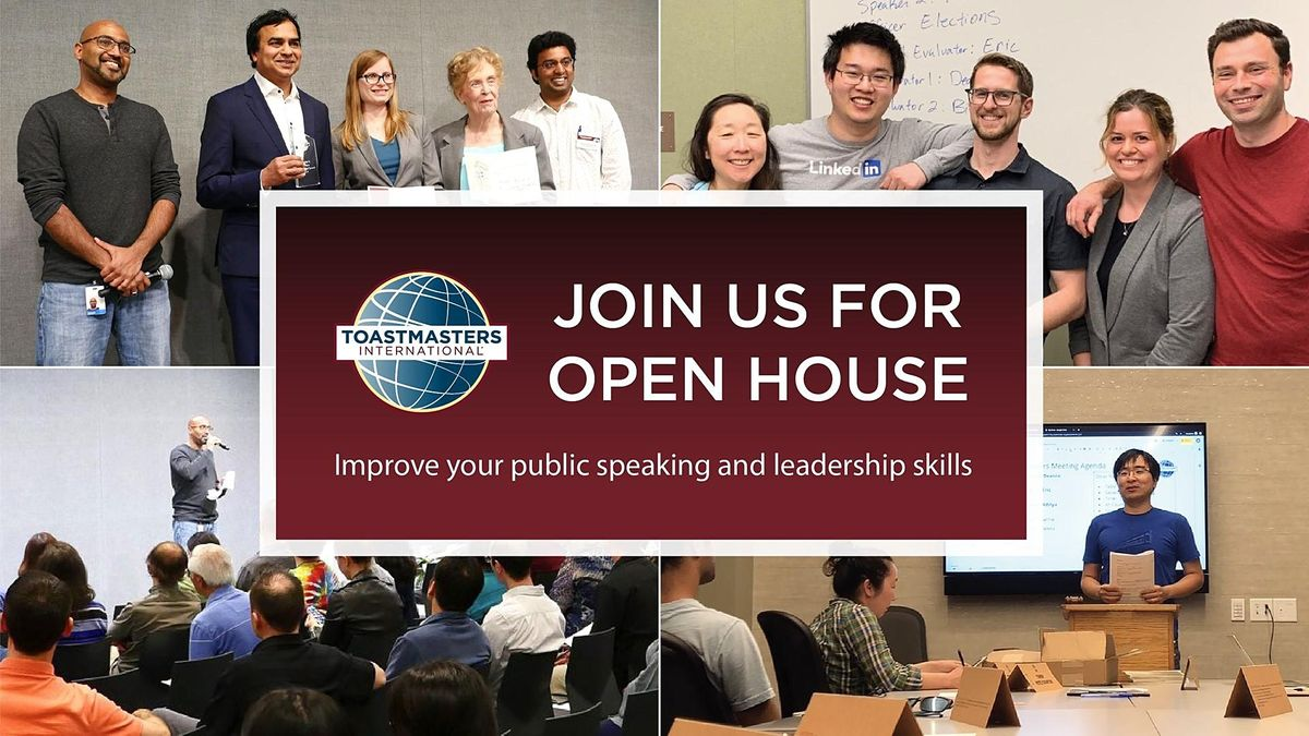 Learn about Public Speaking @ Talking Heads Toastmasters, 9 November | Online Event | AllEvents.in