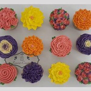 Cupcake Buttercream Skills Class
