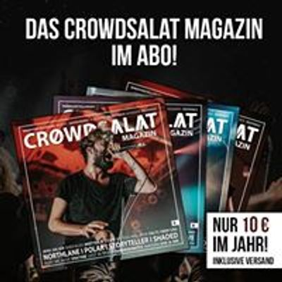 CrowdSalat Magazin