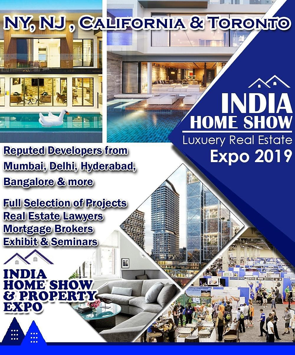 India Home Show - India Property & Real Estate Expo In  New York, 21 January   Event in Queens   AllEvents.in