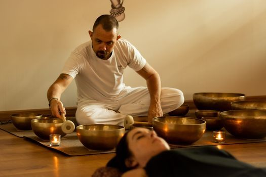 CMH - Tibetan Singing Bowls Sound Bath, 29 July   Event in Chiang Mai   AllEvents.in