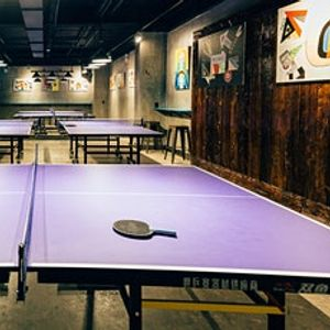Ping Pong Happy Hour (Free Drink  Live Music)
