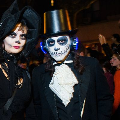 All Hallows Eve at The Sanctuary