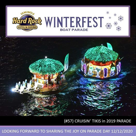Seminole Hard Rock Winterfest Boat Parade, 11 December   Event in Fort Lauderdale   AllEvents.in