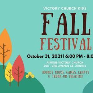 Victory Kids Fall Festival