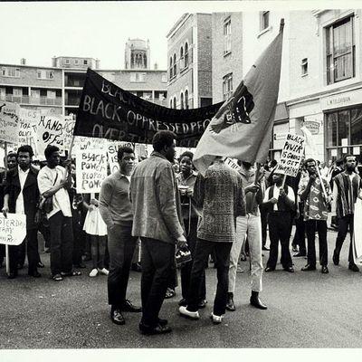 Black British Civil Rights behind the scenes