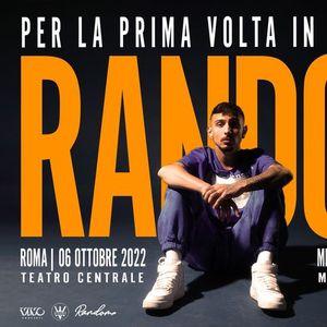 Random in concerto a Roma