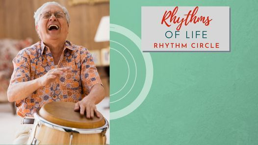 Rhythms of Life: Virtual Rhythm Circle, 22 May | Online Event | AllEvents.in