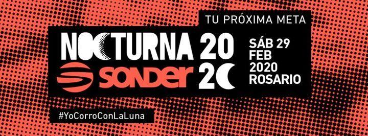 16 Maratn Nocturna 10K Sonder Rosario - Santa Fe (4 y 10 Km)