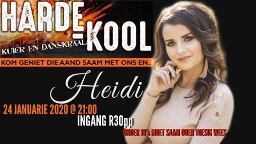 Heidi by Hardekool