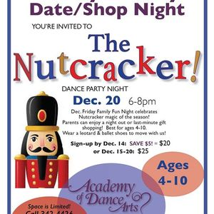 Family Fun Night Nutcracker