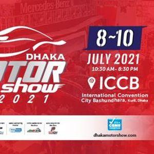 15th Dhaka Motor Show 2021
