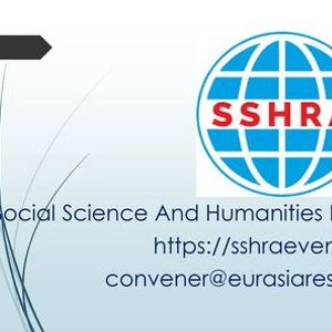Tokyo  International Conference on Social Science & Humanities (ICSSH) 15-16 Dec 2020