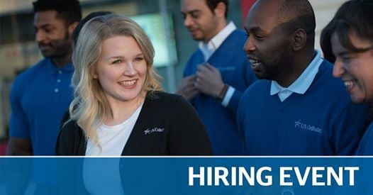 Financial Services Hiring event  Madison WI