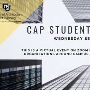 CAP Student Information Day