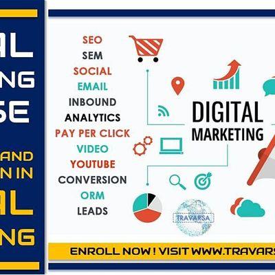 Digital Marketing [Crash Course and Certification]