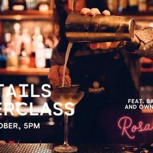 Rum Cocktails Masterclass