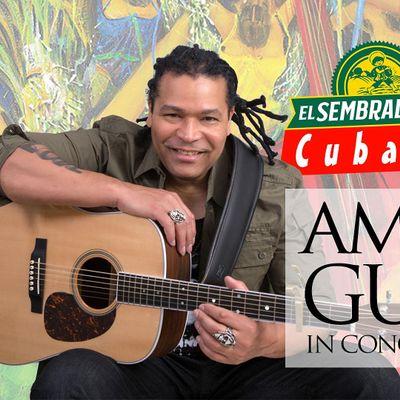 Cuba Nostalgia - Amaury Gutierrez en Tropicana