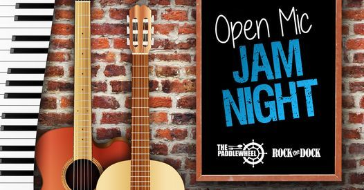 Rock the Dock with Open Mic Jam Night, 14 April | Event in Branson | AllEvents.in