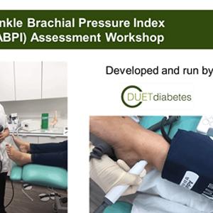 Ankle Brachial Pressure Index (ABPI) Assessment Workshop