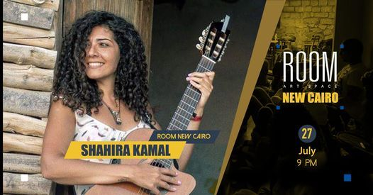 Shahira Kamal at Room New Cairo | Event in Cairo | AllEvents.in