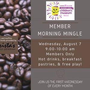 Morning Mingle- August