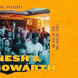 Kilo Lounge presents Sivanesh & David Howarth