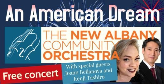 Free concert by the New Albany Community Orchestra, 7 November | Event in New Albany | AllEvents.in