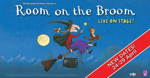 Room on the Broom - Live in Brisbane!, 24 April   Event in Brisbane   AllEvents.in