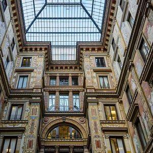 Galleria Sciarra e lo stile Liberty (Dal vivo)
