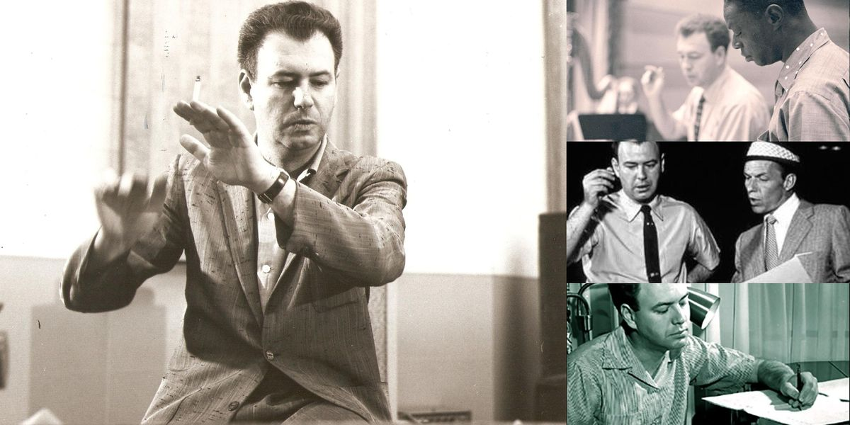 'Nelson Riddle: A Study of Pop Music's Supreme Orchestrator' Webinar, 6 October | Online Event | AllEvents.in