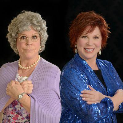 Vicki Lawrence & Mama A Two Women Show