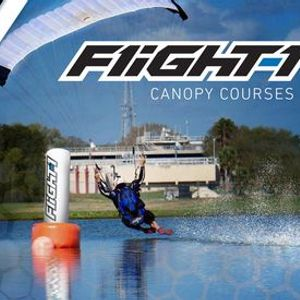Flight - 1 201 & 202 Canopy Courses at Skydive The Zoo